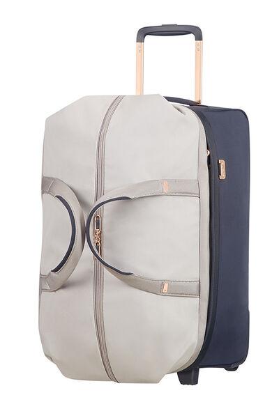 Uplite Reisetasche mit Rollen 55cm Pearl/Blue