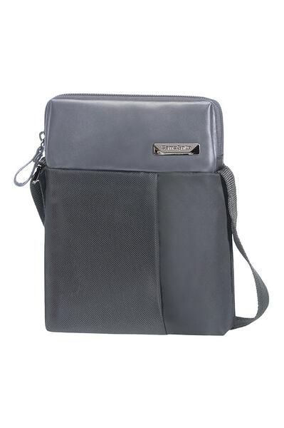 Hip-Tech Crossover Bag S Grau