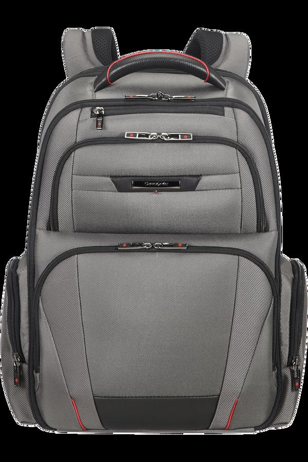 Samsonite Pro-Dlx 5 Laptop Backpack 3V Expandable  43.9cm/17.3inch Magnetic Grey