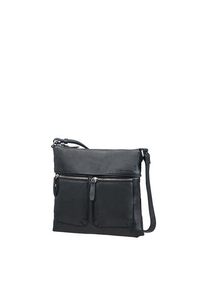 Move Lth Crossover Bag M Schwarz