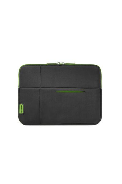 Airglow Sleeves Tablet Hülle Schwarz/Grün