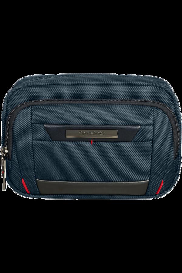 Samsonite Pro-Dlx 5 C. Cases Slim Toiletry Bag  Oxford Blue