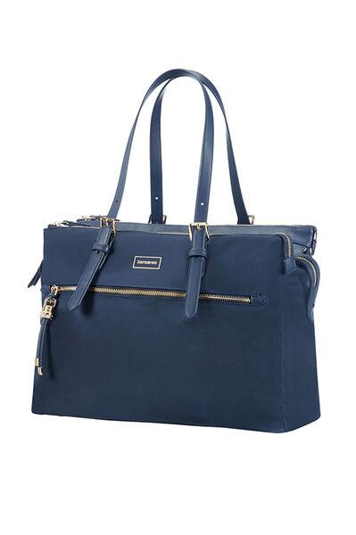 Karissa Biz Shopping Bag Dark Navy