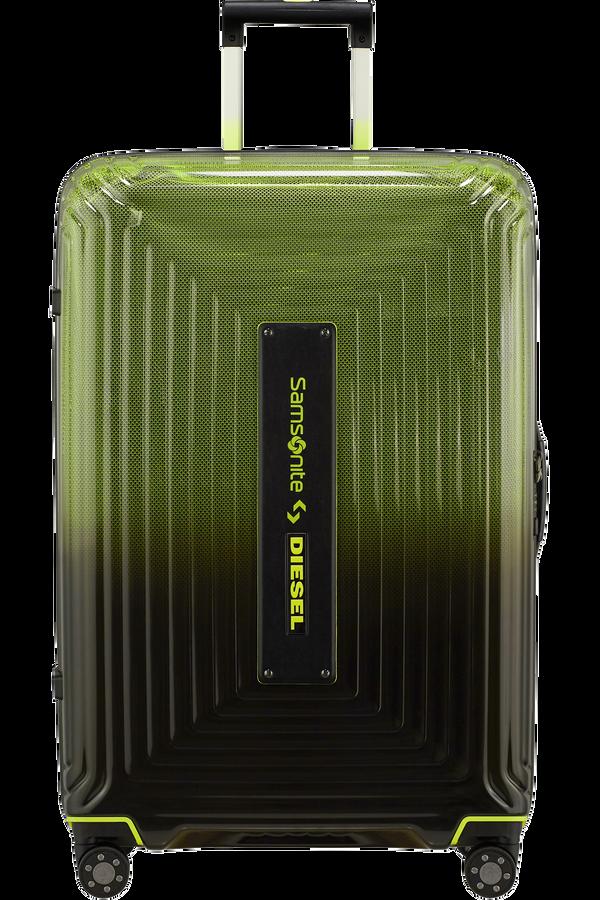 Samsonite Neopulse X Diesel Spinner 75cm  Black/Yellow