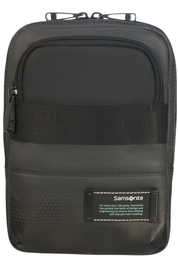 Samsonite Cityvibe 2.0 Tablet Crossover Bag S  Jet Black