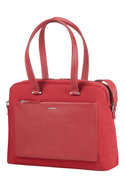 Zalia Ladies' business bag Rot