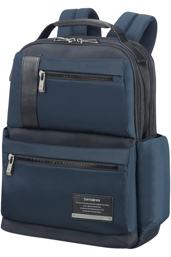 Samsonite Openroad Laptop Rucksack  35.8cm/14.1inch Space Blue