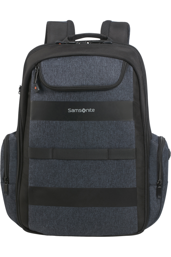 Samsonite Bleisure Backpack 15.6' Exp Daytrip  Dark Blue