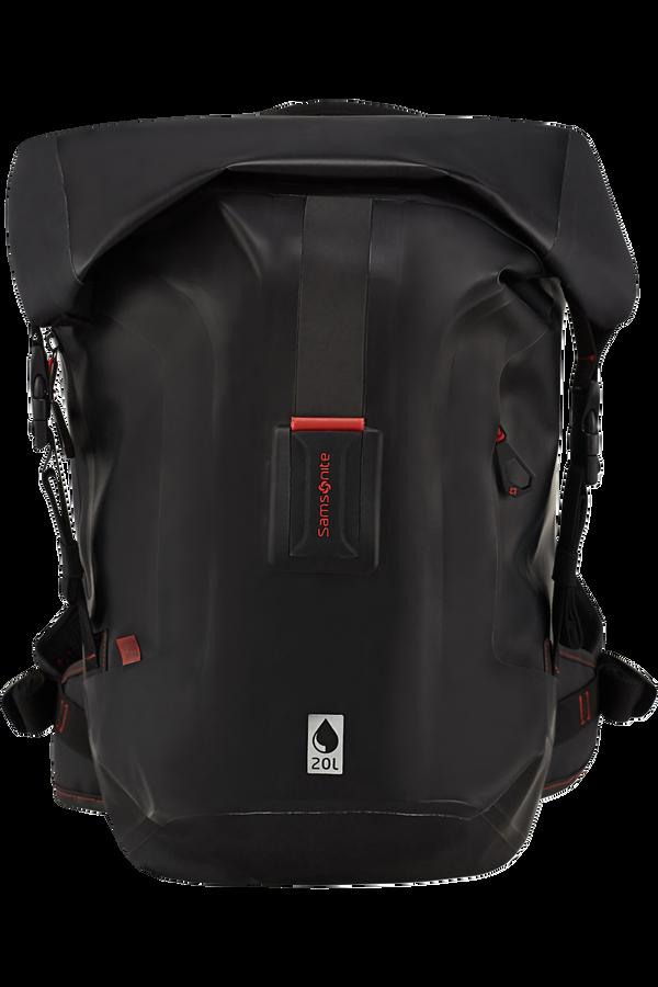 Samsonite Paradiver Perform Laptop Backpack L 15.6inch Schwarz