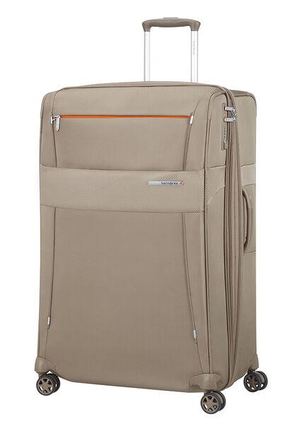 Duopack Trolley mit 4 Rollen Erweiterbar 78cm