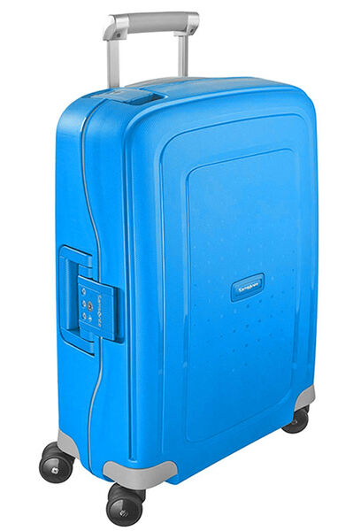 S'Cure Trolley mit 4 Rollen 55cm Pacific Blue