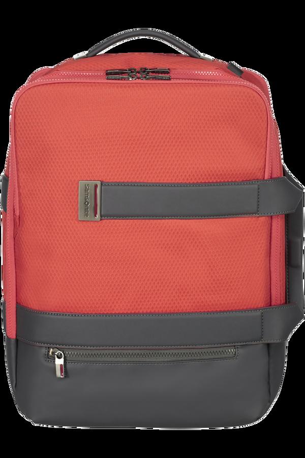 Samsonite Zigo 3-Way Shoulder Bag Expandable L  Orange