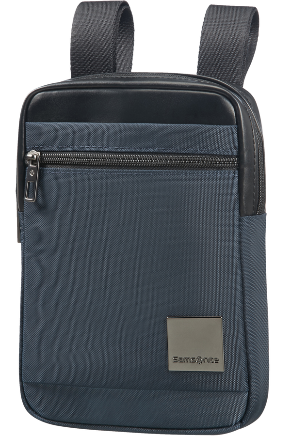 Samsonite Hip-Square Crossover Tasche S  Dark Blue