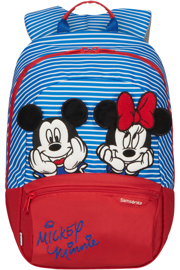 Samsonite Disney Ultimate 2.0 Backpack Disney Stripes S+ Minnie/Mickey Stripes