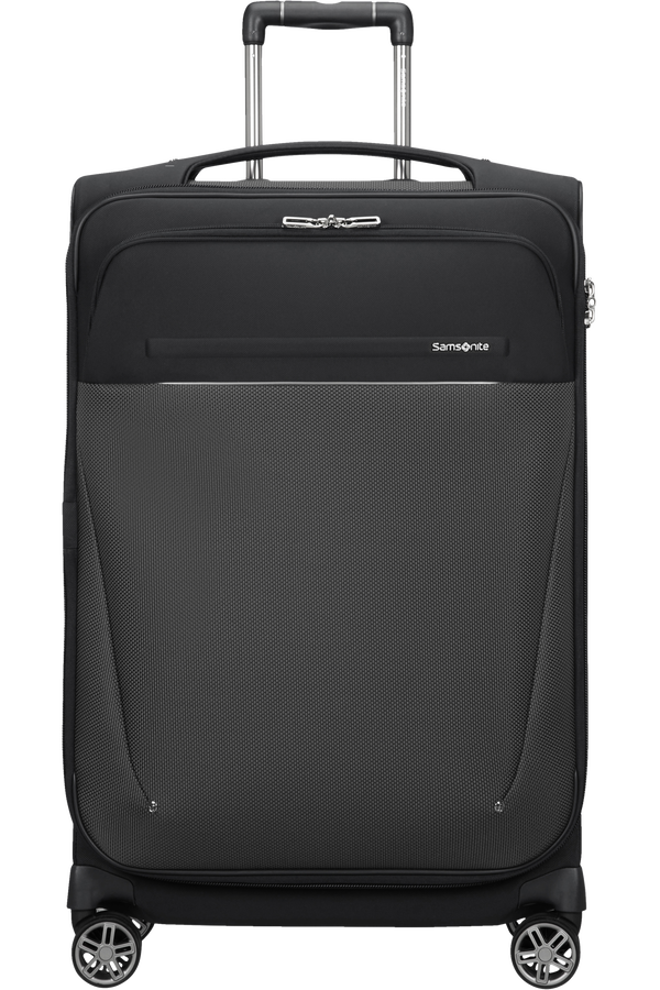 Samsonite B-Lite Icon Spinner Expandable 71cm  Schwarz