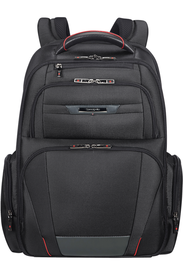 Samsonite Pro-Dlx 5 Laptop Backpack 3V Expandable  43.9cm/17.3inch Schwarz