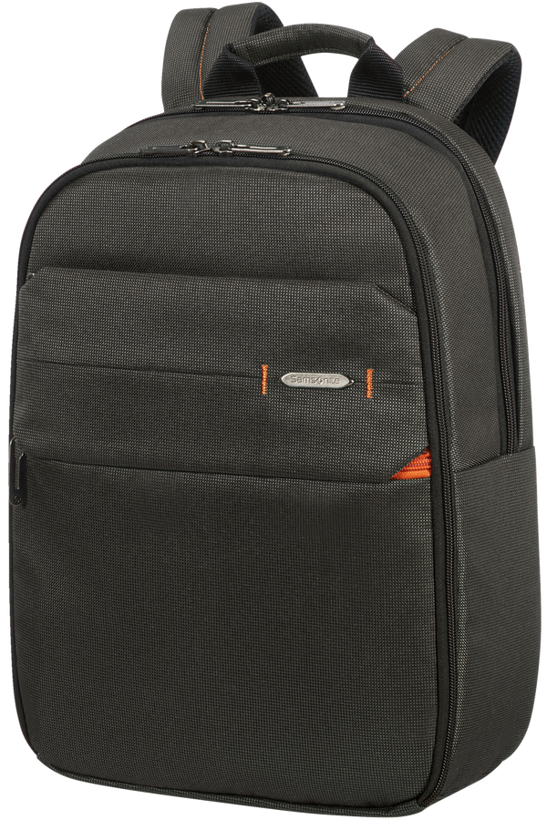 Samsonite Network 3 Laptop Rucksack  35.8cm/14.1inch Charcoal Black
