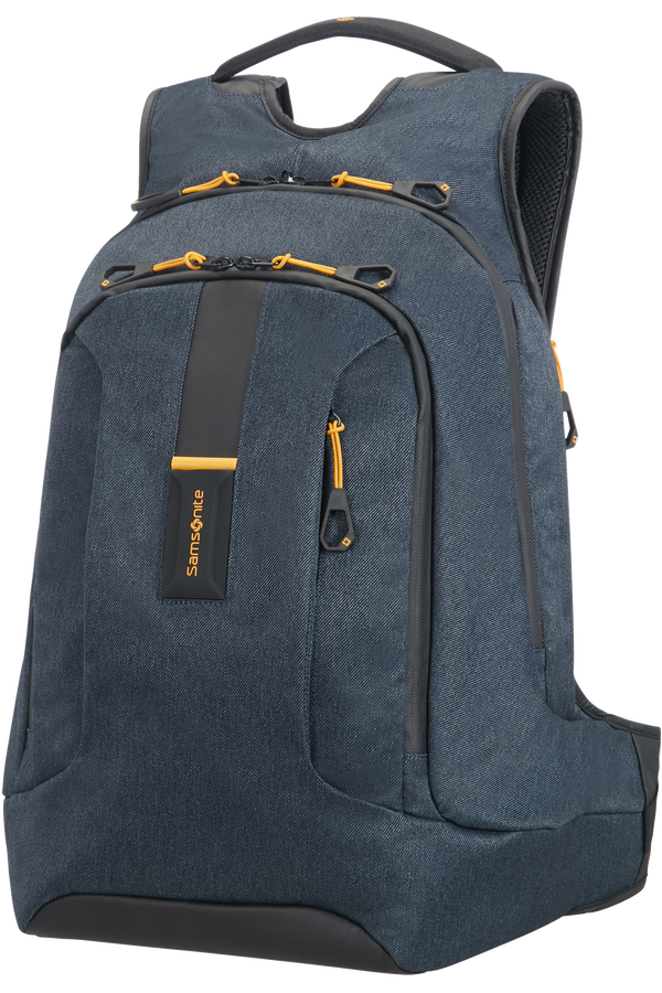 Samsonite Paradiver Light Laptop Rucksack L Plus 39.6cm/15.6inch Jeans blue
