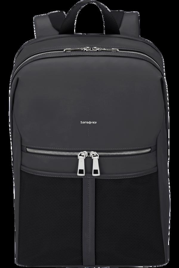 Samsonite Activ-Eight Zippered Backpack 15.6'  Schwarz
