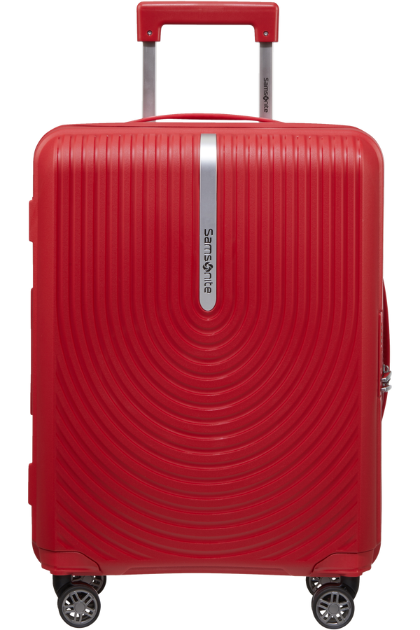 Samsonite Hi-Fi Spinner Expandable 55cm  Rot