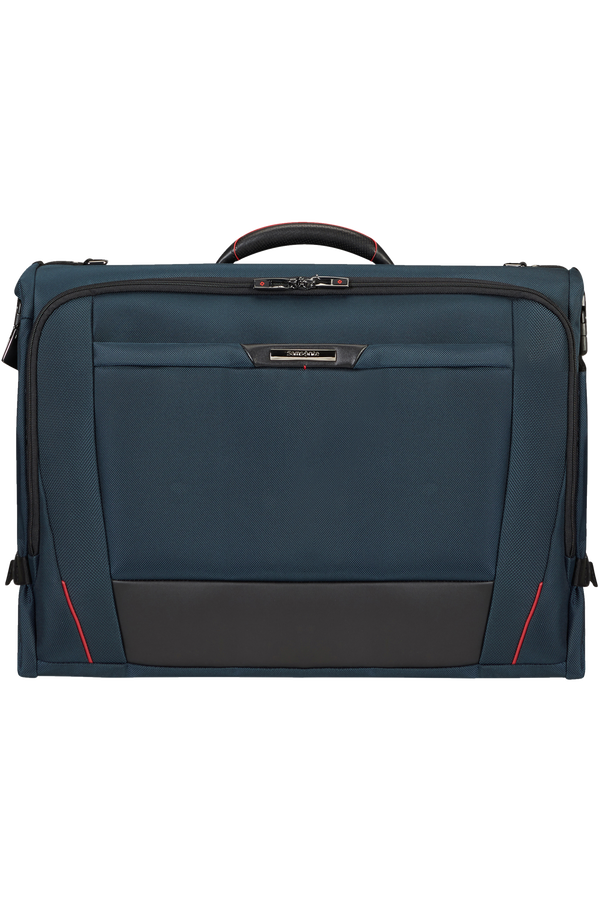 Samsonite Pro-Dlx 5 TRI-fOLD Garment Bag  Oxford Blau