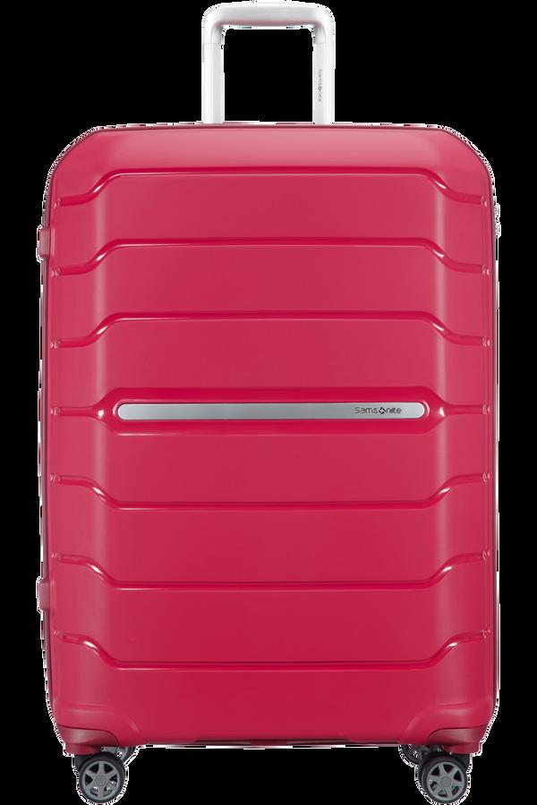 Samsonite Flux Spinner Expandable 75cm  Granita Red