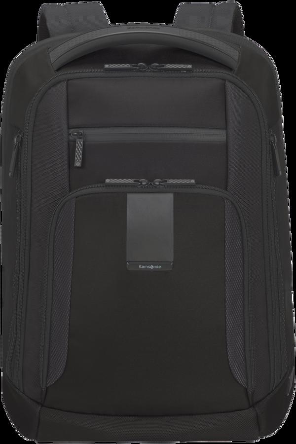 Samsonite Cityscape Evo Laptop Backpack Expandable  17.3inch Schwarz