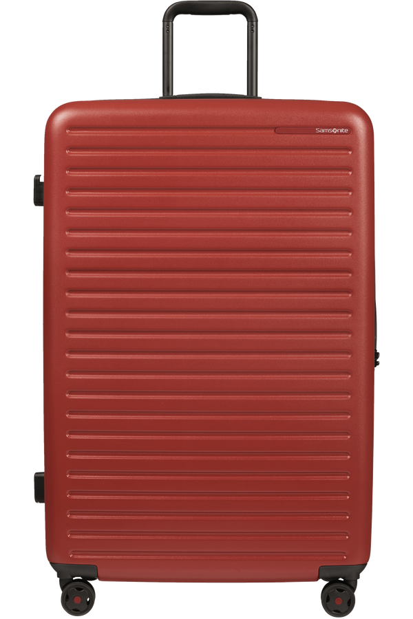 Samsonite Stackd Spinner 81cm  Rot