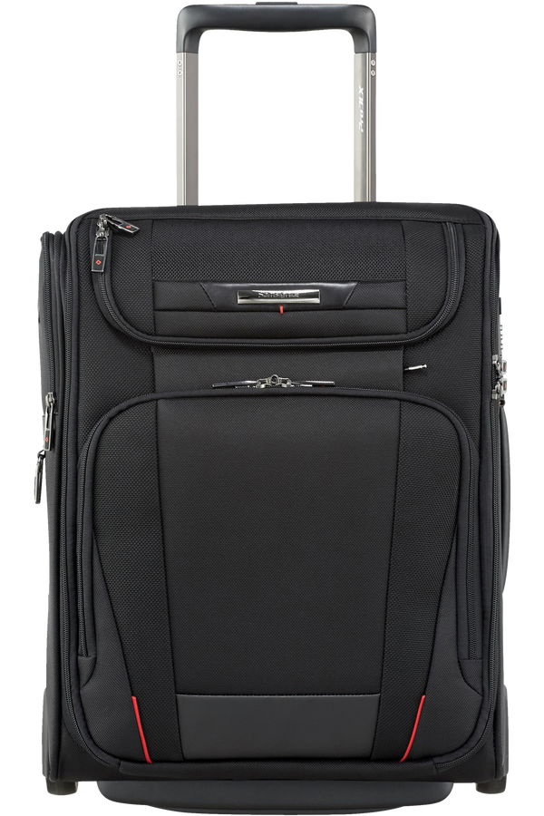 Samsonite Pro-Dlx 5 Upright Underseater USB 47cm Schwarz