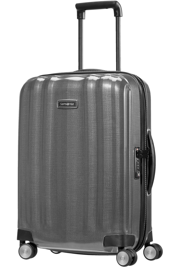 Samsonite Lite-Cube DLX Spinner 55cm  Eclipse Grey