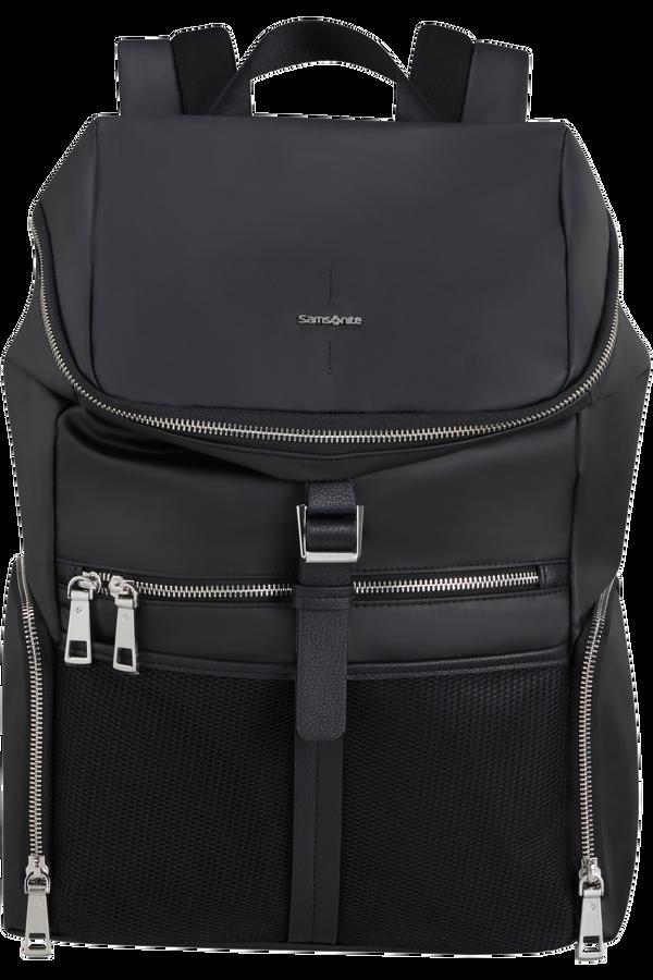 Samsonite Activ-Eight Top Open. Backpack 14.1'  Schwarz