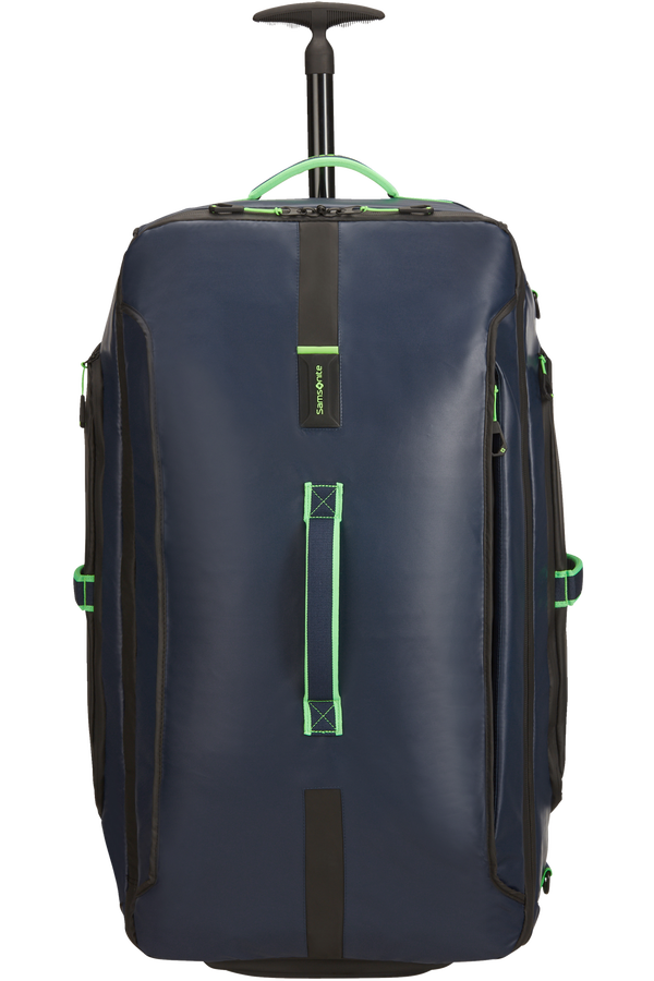 Samsonite Paradiver Light Duffle with Wheels 79cm  Night Blue/Fluo Green