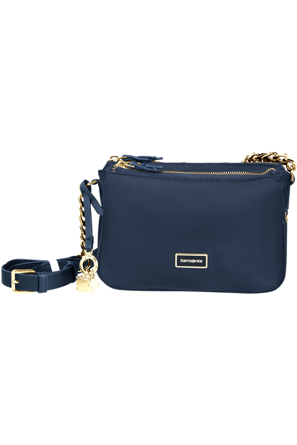 Samsonite Karissa 2.0 H. Shoulder Bag 3 Compartments S  Midnight Blue
