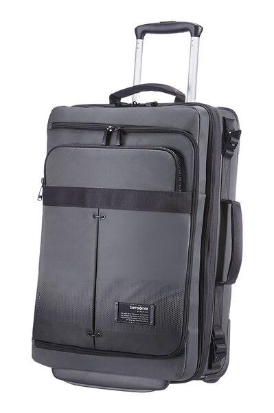 Cityvibe Reisetasche mit Rollen 55cm Ash Grey