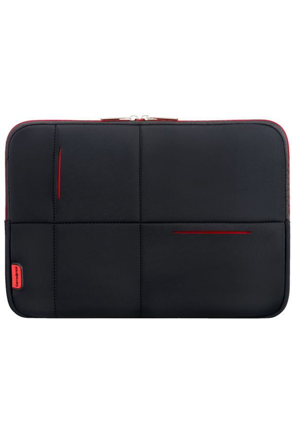 Samsonite Airglow Sleeves Sleeve  35.8cm/14.1inch Schwarz/Rot