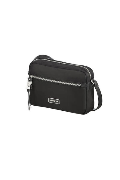 Karissa Shoulder bag M Schwarz