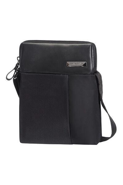 Hip-Tech Crossover Bag S Schwarz