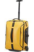 Paradiver Light Reisetasche mit Rollen 55cm Gelb