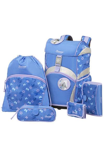 Ergonomic Backpack Rucksack Bellflower