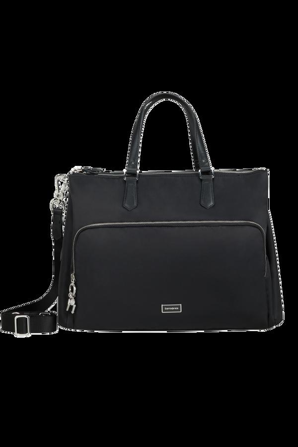 Samsonite Karissa Biz 2.0 Org. Shopping Bag 3 Comp.  14.1inch Schwarz