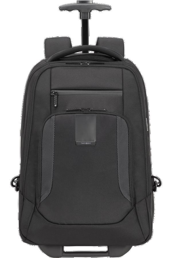 Samsonite Cityscape Evo Laptop Backpack with Wheels  15.6inch Schwarz