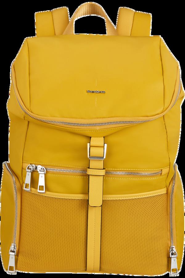 Samsonite Activ-Eight Top Open. Backpack 14.1'  Sunflower Yellow