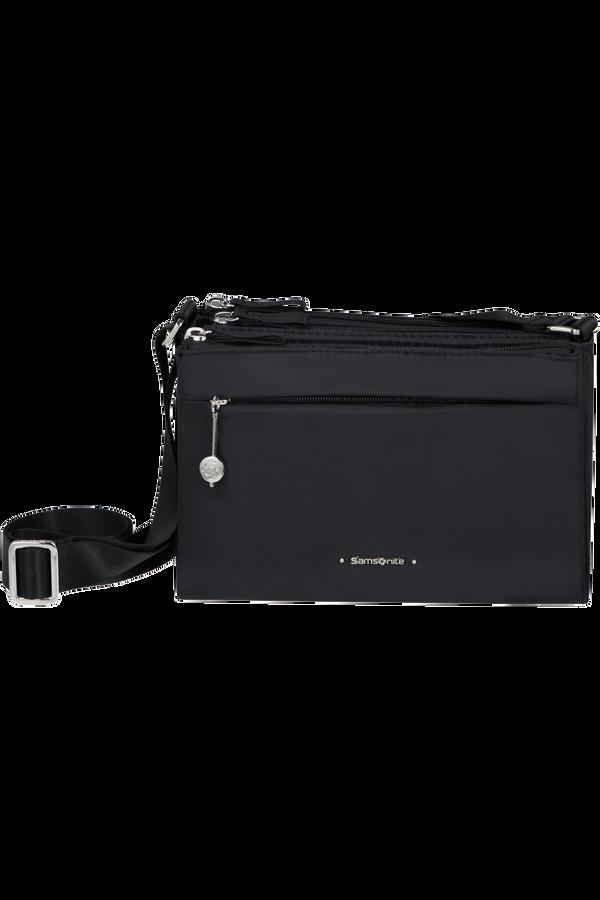 Samsonite Move 3.0 H.Shoulder Bag 3 Comp S  Schwarz