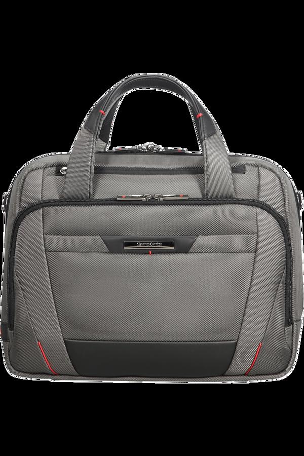 Samsonite Pro-Dlx 5 Laptop Bailhandle  35.8cm/14.1inch Magnetic Grey