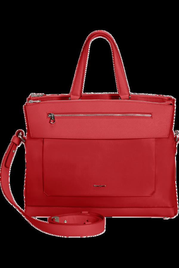 Samsonite Zalia 2.0 Bailhandle 3 Compartments 14.1'  Classic Red