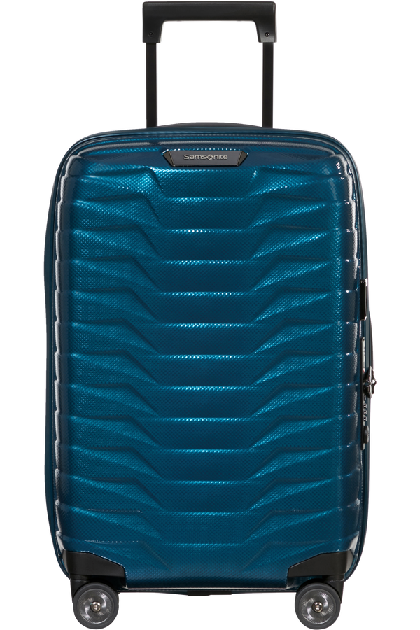 Samsonite Proxis Spinner Expandable Length 35cm 55cm  Petrol Blau