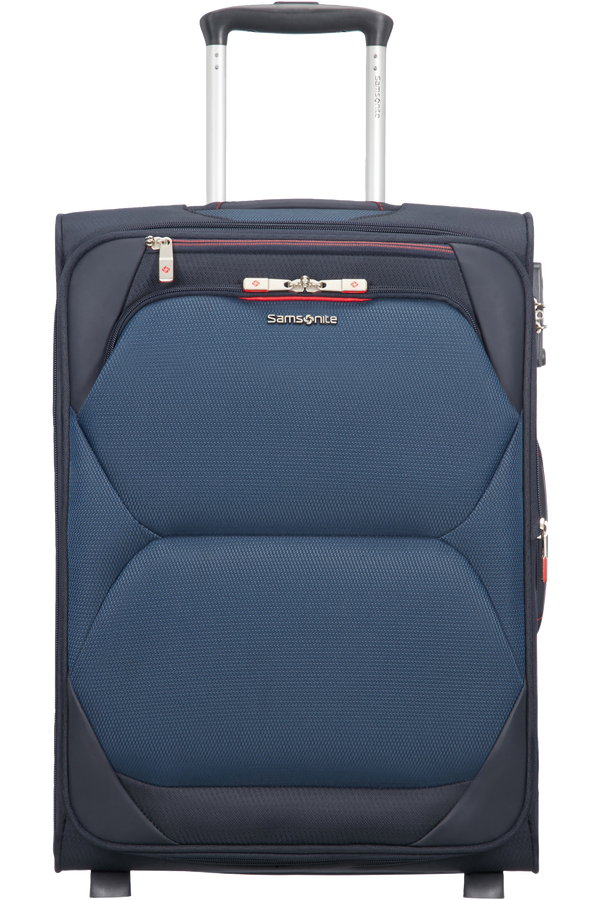 Samsonite Dynamore Upright Expandable Length 40cm 55cm  Blau