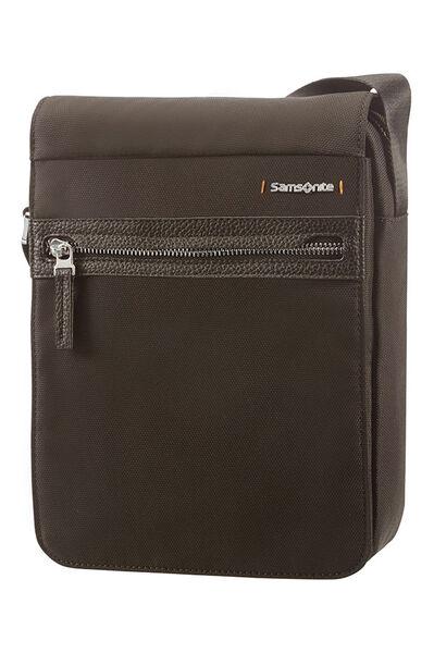Hip-Class Crossover Bag Braun