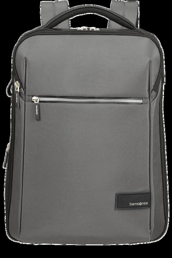 Samsonite Litepoint Laptop Backpack Expandable 17.3'  Grau