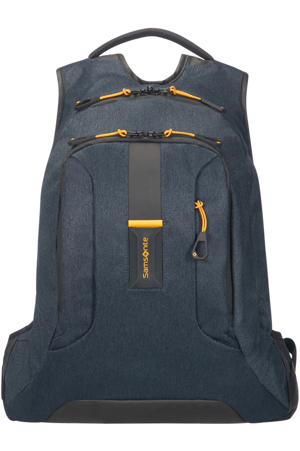 Samsonite Paradiver Light Laptop Rucksack L 39.6cm/15.6inch Jeans blue